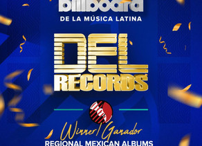 Del Records....triunfa en los Billboard