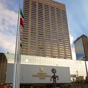 EL HOTEL PRESIDENTE INTERCONTINENTAL MEXICO CITY FUE GALARDONADO CON EL RECONOCIMIENTO CUATRO DIAMAN