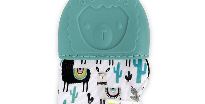 itzy ritzy teething mitt