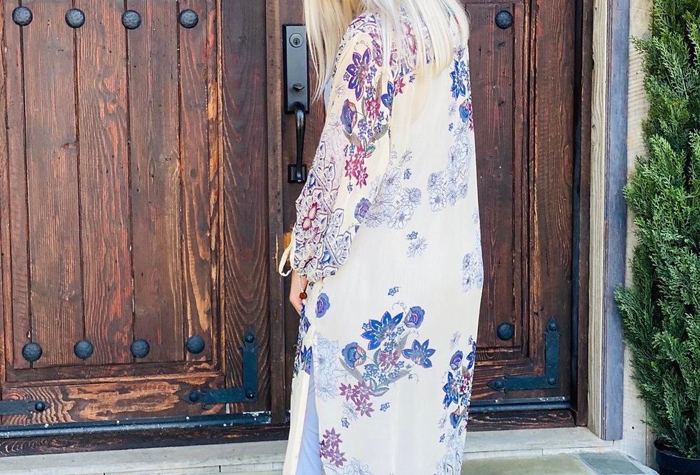Sweet Summer Kimono