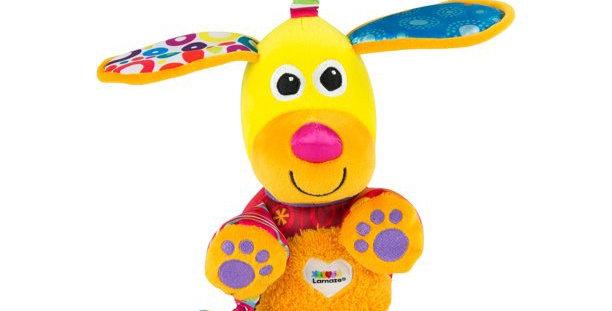 Lamaze Puppy Pull Toy