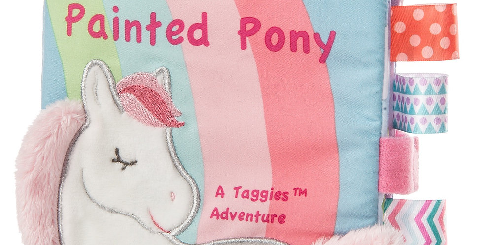 Painted Pony Taggie Book