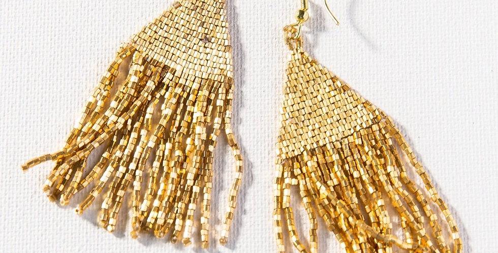 Katie Beaded Earrings