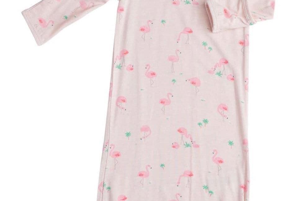 Angel Dear Flamingo Gown