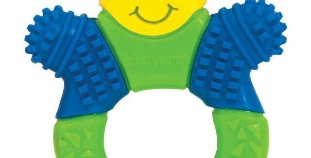 Bristle Buddy Teething Toy