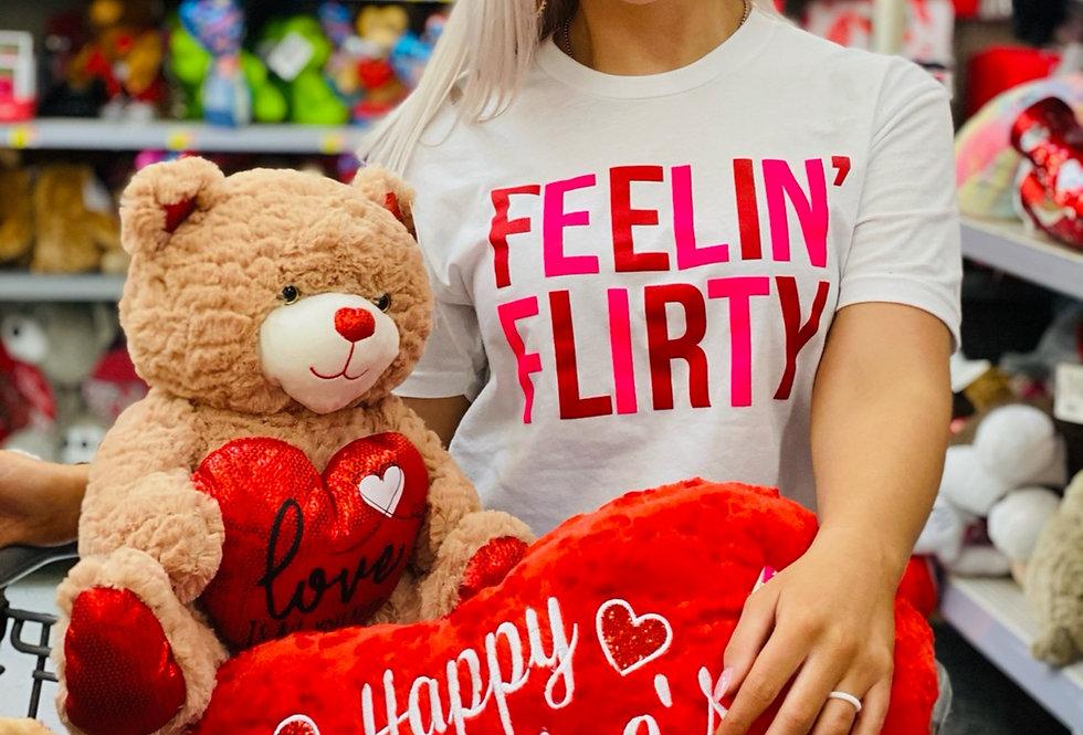 Feelin' Flirty Tee