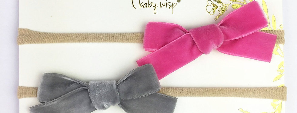 Baby Wisp 2pk Headbands