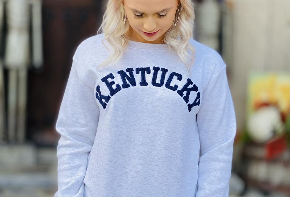 Vintage Varsity Kentucky Crewneck