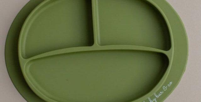 SiliSuction Plate