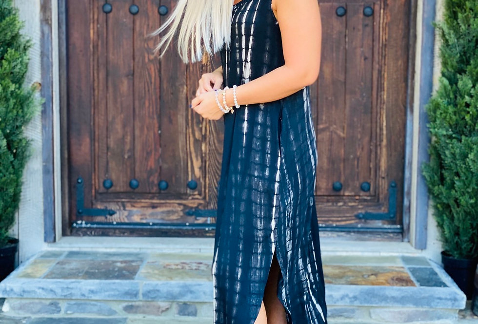 Carefree Maxi in Black