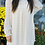 Thumbnail: Frilled To Meet You Dress in Cream