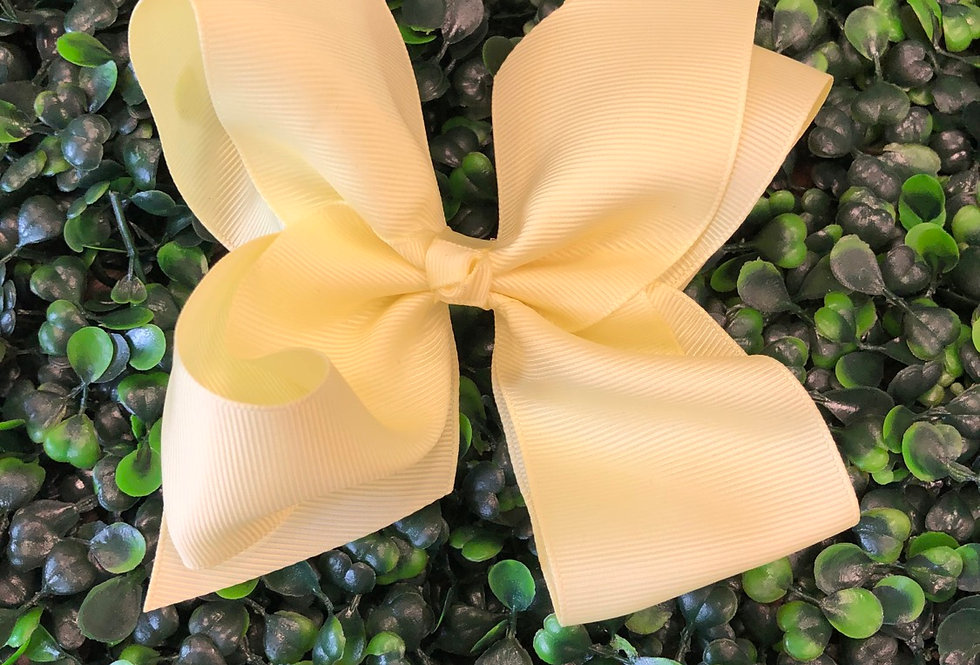 Bow (yellow)