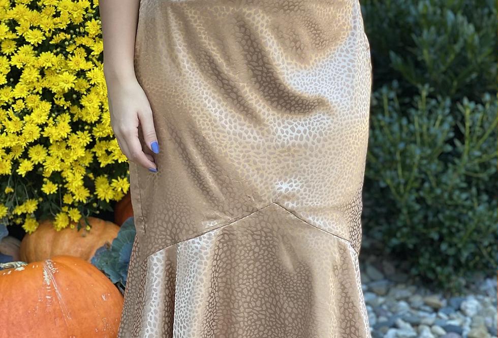Steal The Spotlight Satin Skirt