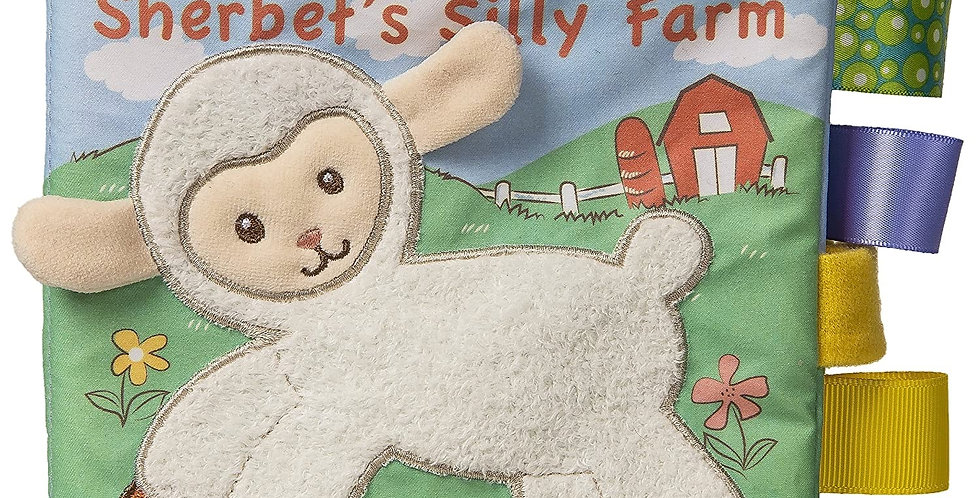 Sherbet's Silly Farm Taggie Book