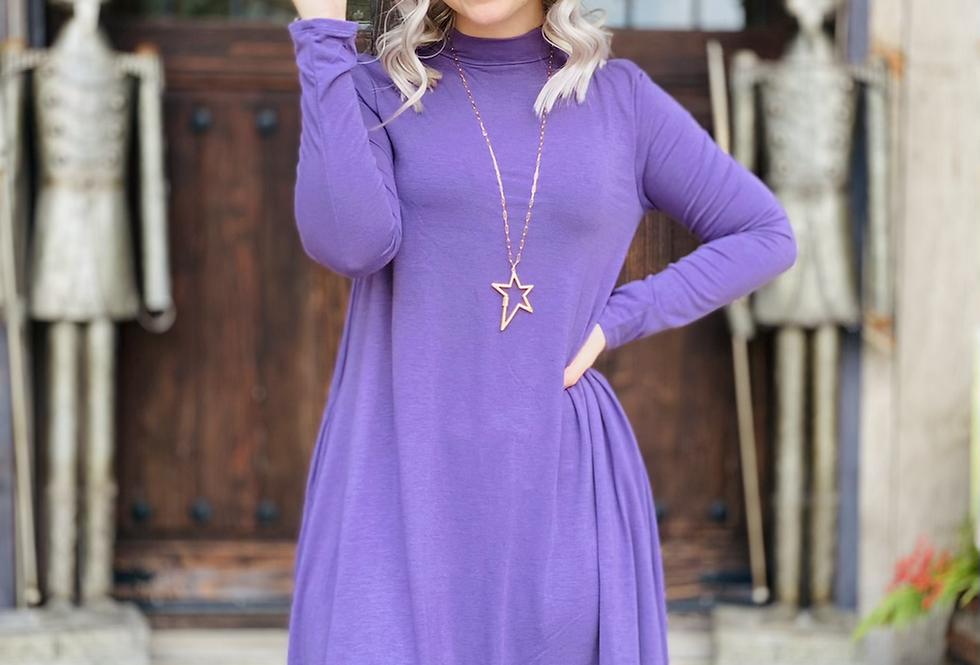 The One Dress in Purple