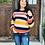 Thumbnail: Sunday Morning Striped Sweater