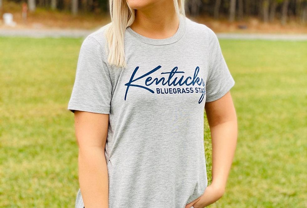 Kentucky Bluegrass State Tee