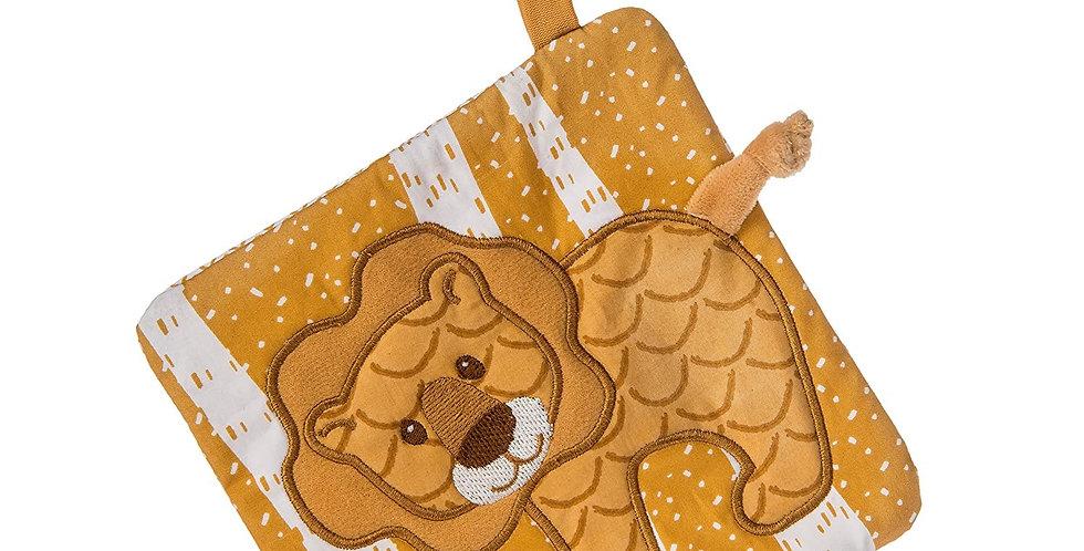 Lion Crinkle Taggie