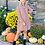 Thumbnail: Frilled To Meet You Dress in Pink