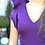 Thumbnail: Frill In Love Violet Dress