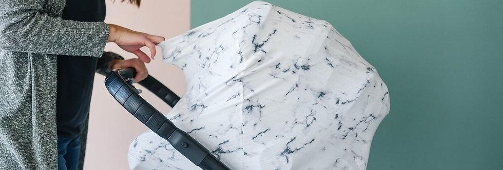 Copper Pearl Multi-Use Cover (Marble)