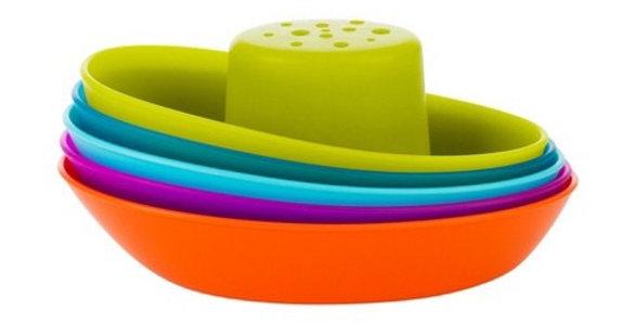 Boon Fleet Bath Toy