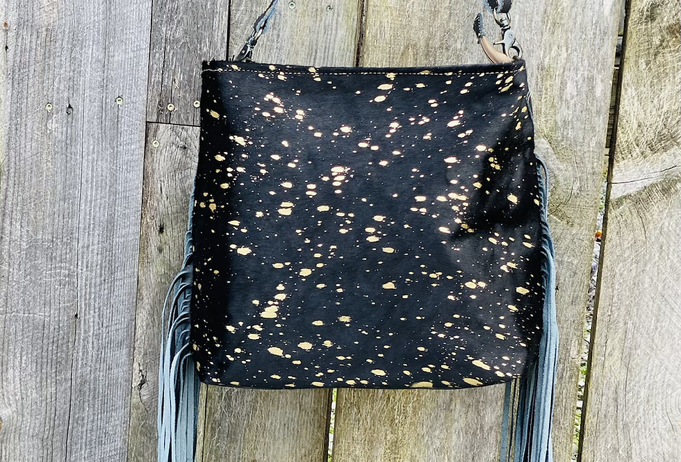 Alisa Fringe Bag