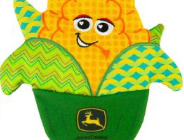 Lamaze Corn Crinkle Toy