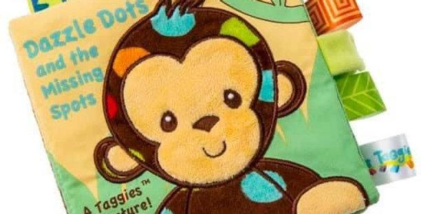 Monkey Taggie Book