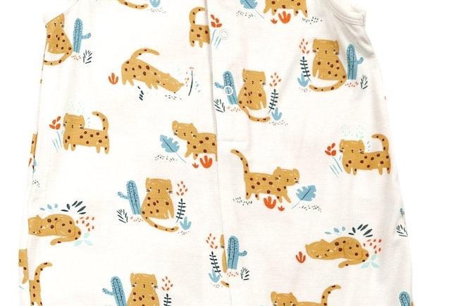 Little Cheetah Romper