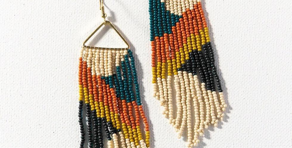 Sasha Beaded Earrings