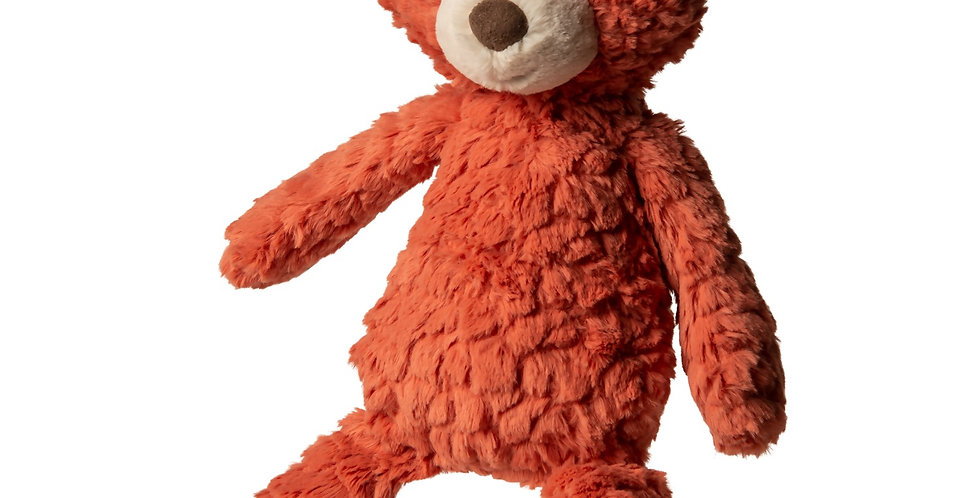 Bear Stuffed Animal (coral)