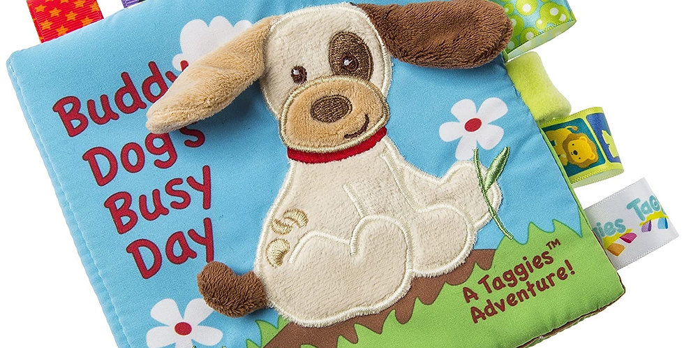 Buddy Dogs Taggie Book
