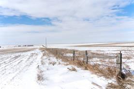 Ft. Pierre National Grasslands in Feb 2020