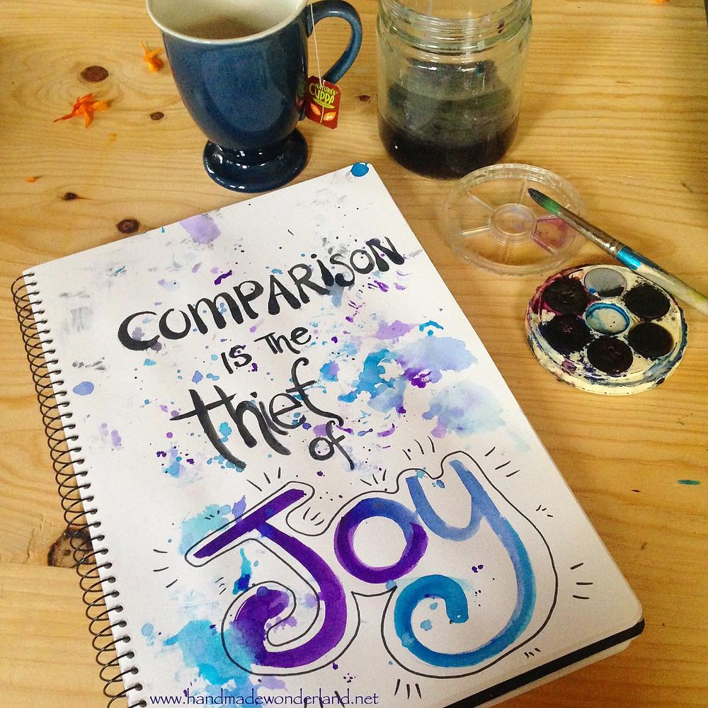 Comparison Thief Joy