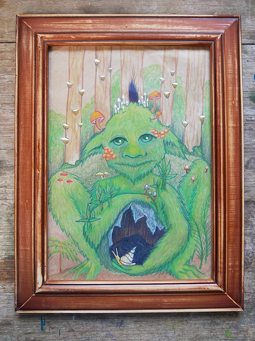 Boranup Troll