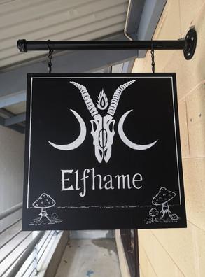 Elfhame Signage
