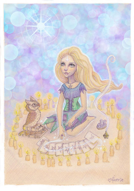 Tarot Goddess