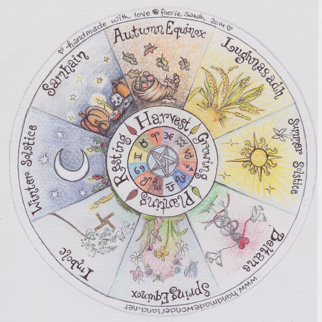 Witches Wheel