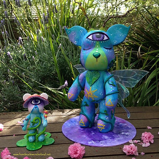 Toy To The World Charity Auction Popobe Bear Pieces 2017