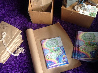 The Handmade Wonderland Colour In Book