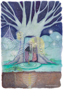 Mother Holle Winter Solstice