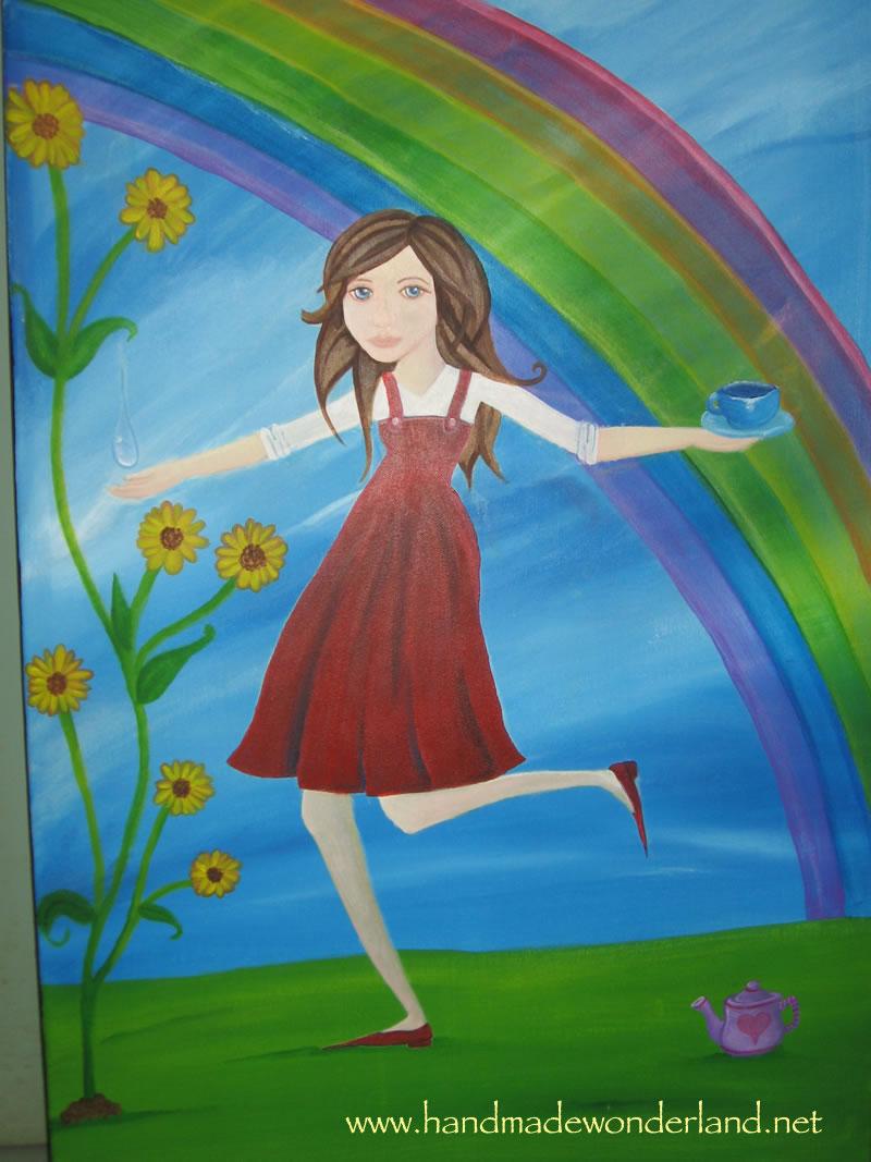 Faerie Sarah Art, Sarah Kilgariff