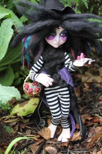 Amanita Woodland Witch