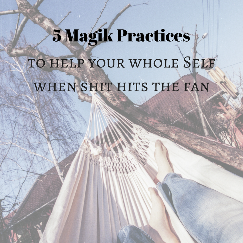 5 magik practices