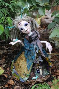 Enchanted Woodland Witch