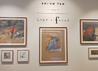 Lost and Found Exhibition