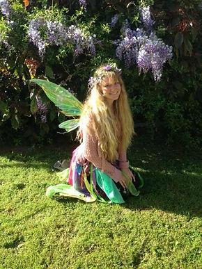 Faerie Sarah, Sarah Michele Kilgariff, Sarah Kilgariff, Faerie Sarah Art, Handmade Wonderland