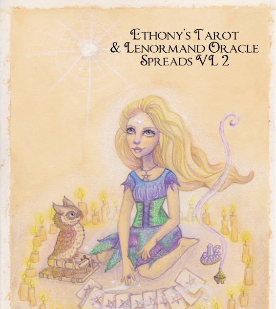 Ethony Tarot Spreads