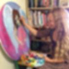 Sarah Kilgariff, Sarah Michele Kilgariff, faerie sarah, faerie sarah art, handmade wonderland